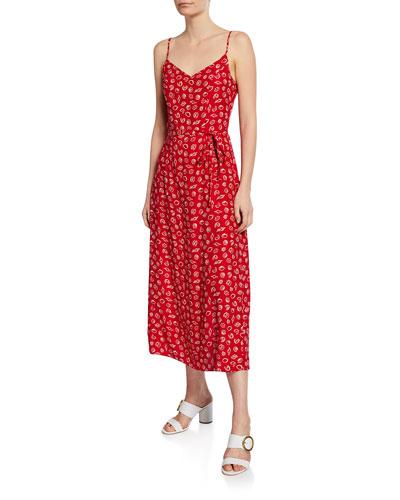 Josephine Long Slip Dress