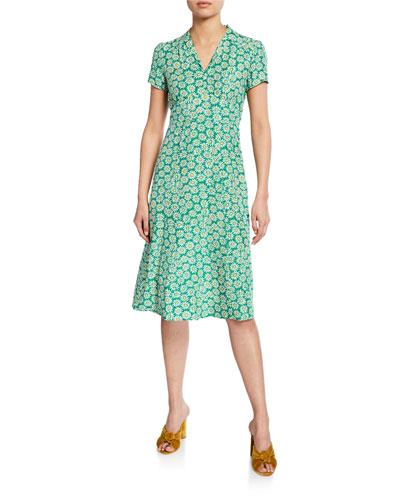 Morgan 40s Dress