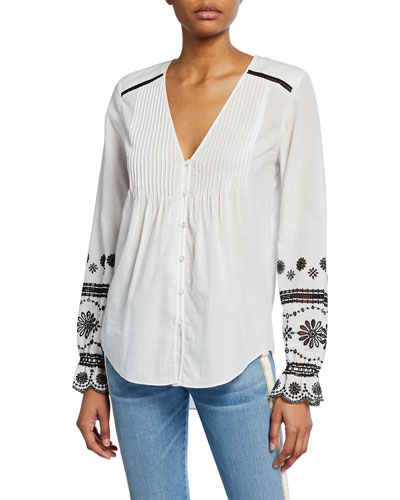 a61054c3 Women's Contemporary Blouses at Bergdorf Goodman