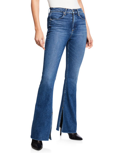 Bella High-Rise Flare Jeans