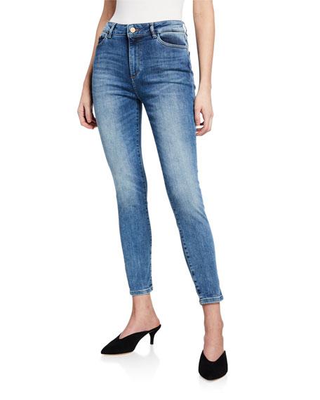DL1961 Premium Denim Farrow High-Rise Skinny Jeans