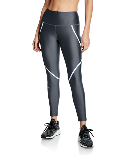 HeatGear Armour Ankle Crop Leggings