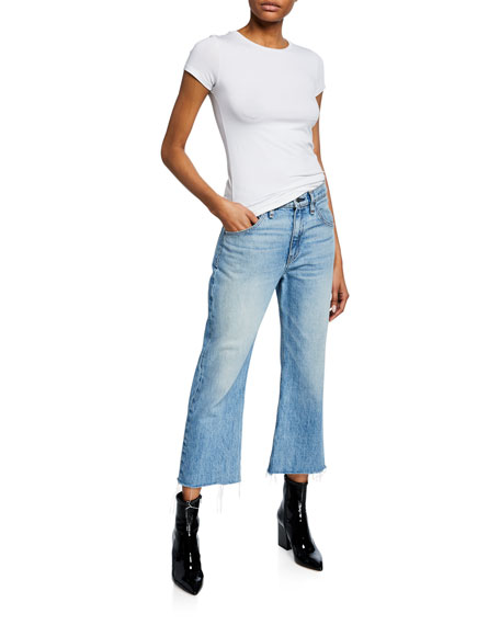 Sloane Extreme Baggy Cropped Jeans