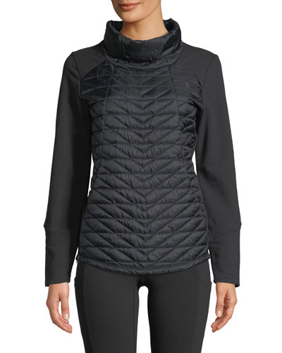 Motivation Thermoball Insulated Performance Pullover Jacket