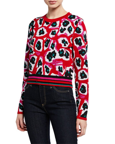 Harrison Crewneck Wool Pullover Sweater