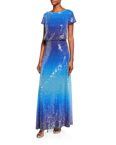 SS SEQUIN GOWN