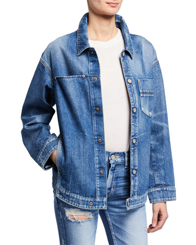 Homewood Denim Craftsman Jacket