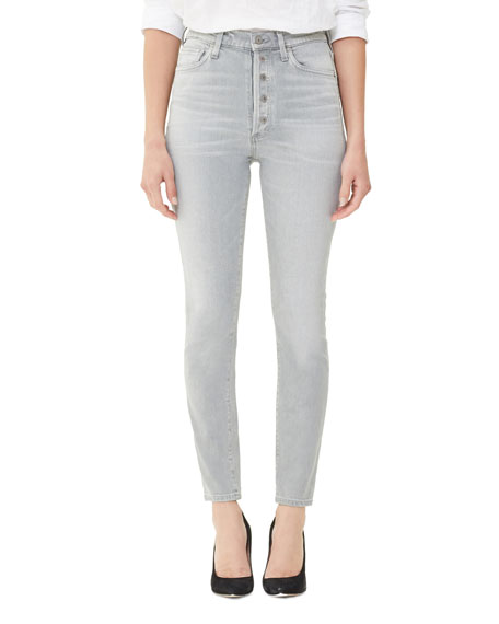 341c7a17c62 Citizens of Humanity Olivia High-Rise Skinny Jeans with