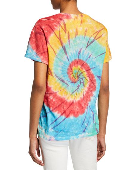 Tie-Dye Rainbow Boy Tee