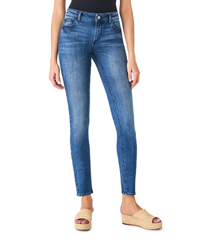 Florence Mid-Rise Supermodel Skinny Jeans