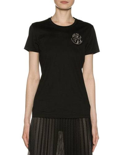Logo Patch T-Shirt Quick Look. Moncler 5fb65f6920