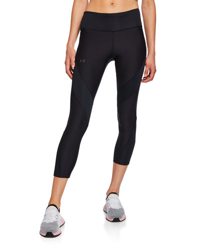 UA Vanish Cropped Leggings