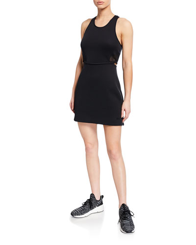 Move Light Mesh Active Dress