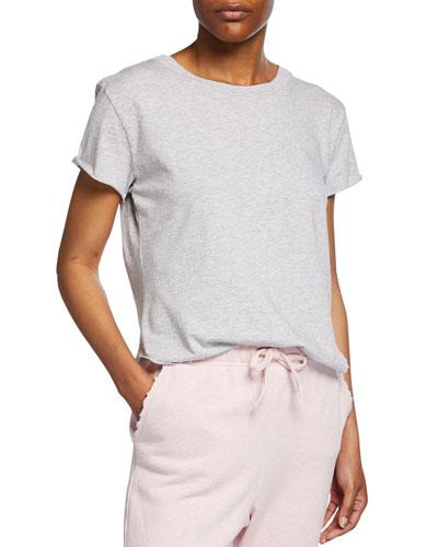 f932e2b4088 Vintage Short-Sleeve Raw-Edge T-Shirt Quick Look. Frank   Eileen Tee Lab