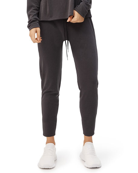 All Fenix Pants LUXE RIBBED DRAWSTRING PULL-ON PANTS
