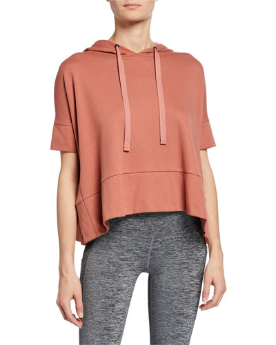 Hutton Short-Sleeve Sweatshirt