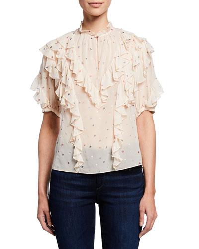 1fcdd36a1ca31 Rebecca Taylor Clothing   Jumpsuits   Slip Dresses at Bergdorf Goodman