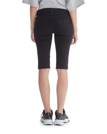 Amelia Cutoff Knee-Length Shorts
