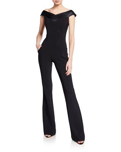 e7e53474de4c Designer Jumpsuits   Rompers for Women at Bergdorf Goodman