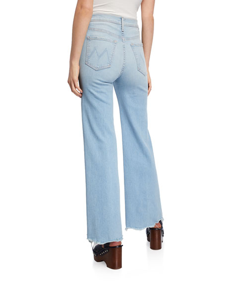 The Tomcat Roller Chew Wide-Leg Jeans