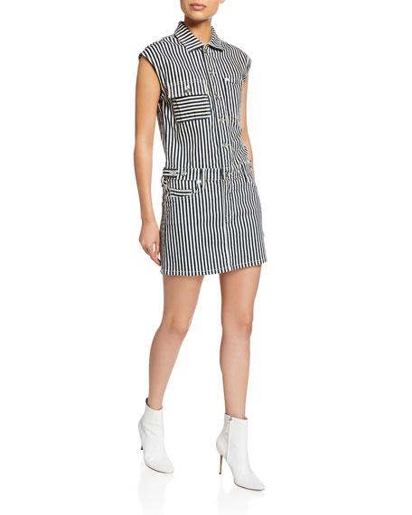 The Sleeveless Jumpsuit Dress