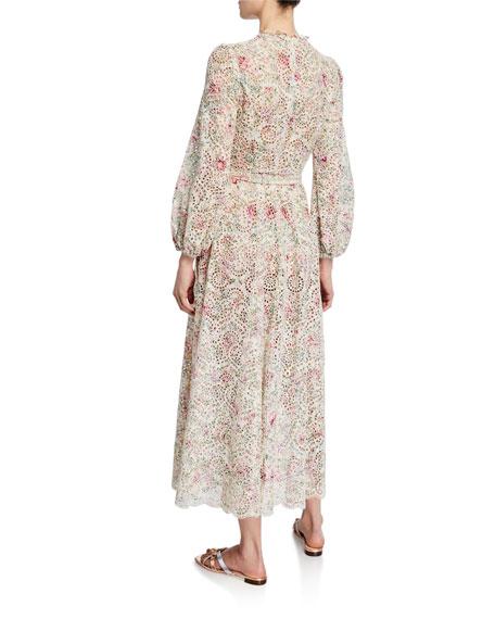 Honour High-Neck Maxi Dress