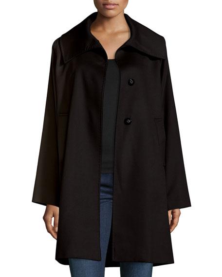 Jane Post The Jane Cashmere Coat