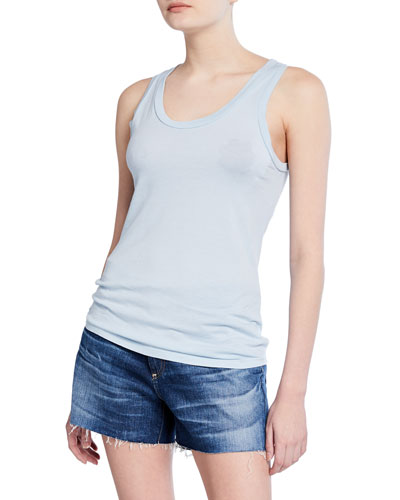 Cambria Scoop-Neck Tank