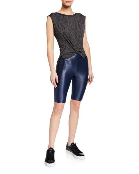 Densonic High-Rise Infinity Bike Shorts