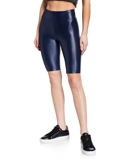 Koral Activewear Densonic High-Rise Infinity Bike Shorts