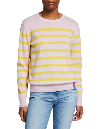 The Skate Striped Cashmere Sweater