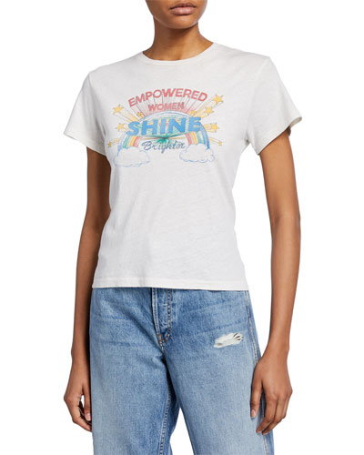 Shine Short-Sleeve Graphic Tee