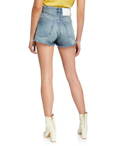 Maya High-Rise Shorts