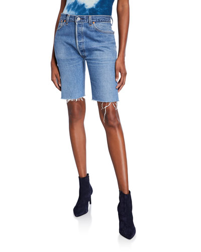 The Long Frayed Shorts