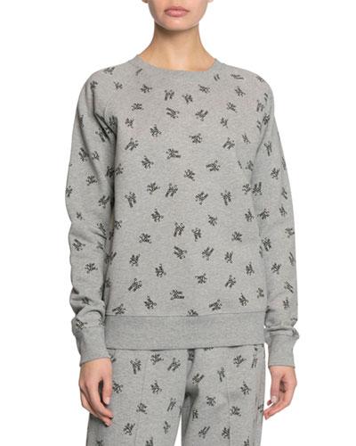 The Logo Crewneck Sweatshirt