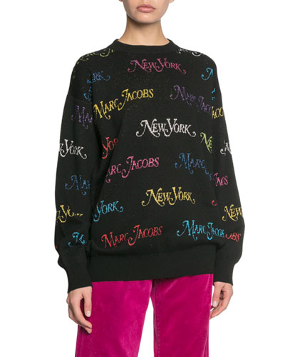 The Logo Merino Wool Sweater