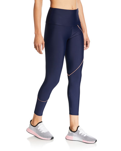 Hyper Beam High-Rise Piping Leggings