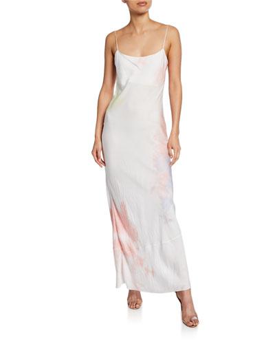 Myrrh Tie-Dye Slip Dress