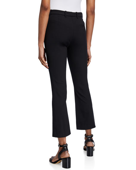 Ankle Cropped Exclusive Flare Leggings