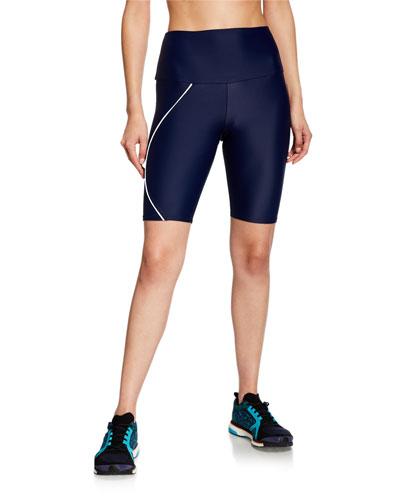 4th of July High-Rise Bike Shorts