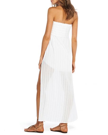 Tess Strapless Coverup Dress