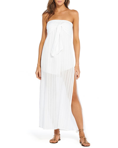 Tess Strapless Coverup Dress