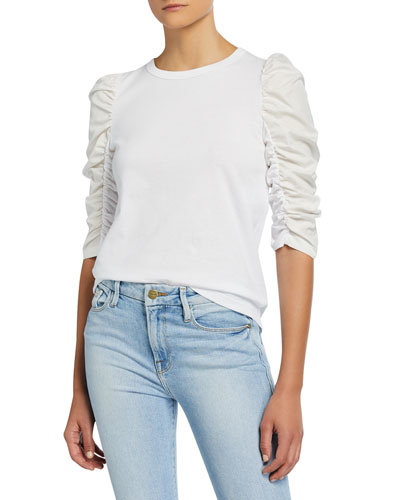 86e6b748c3a Women's Contemporary Tops at Bergdorf Goodman