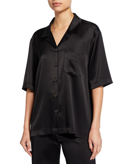 Naraz Short-Sleeve Pajama Top