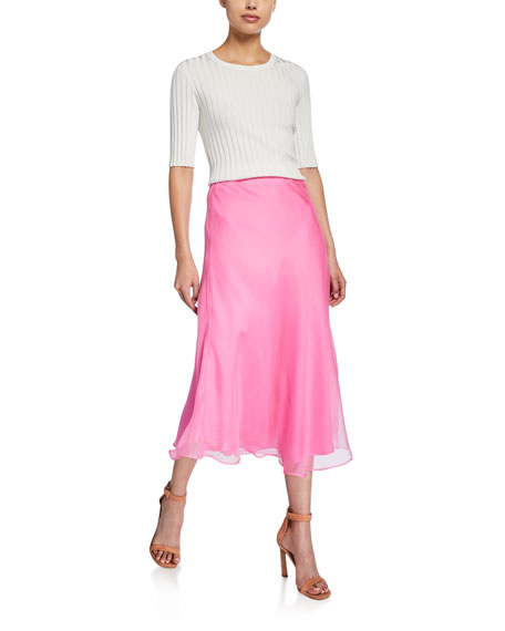 Because We Can Midi Skirt