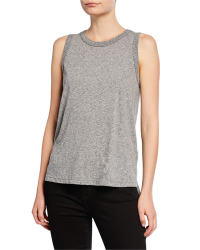 The Muscle Tank  Gray