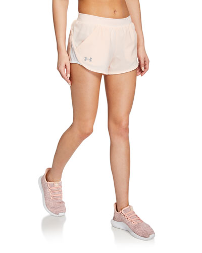 Fly By Mini Running Shorts