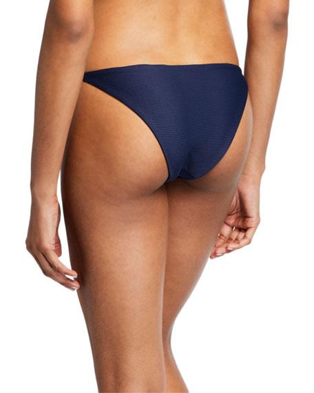 Rochelle Ribbed Hipster Bikini Bottom