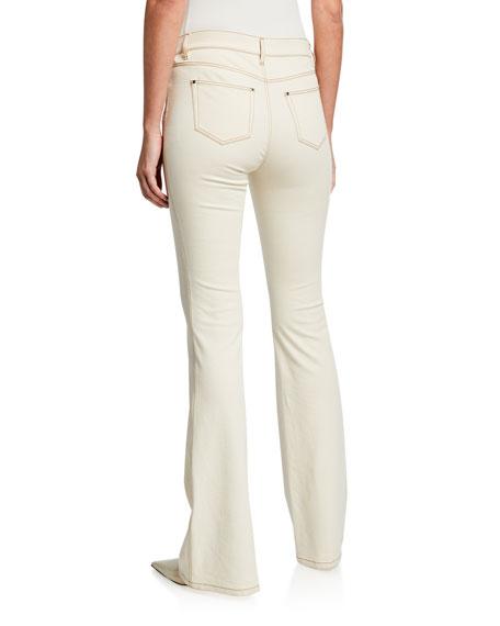 Mercer Artisan Denim 8 OZ Flare Jeans