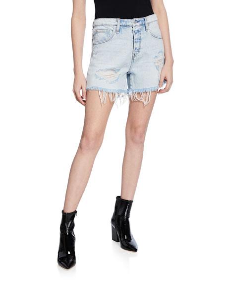 Jade Boyfriend Shorts